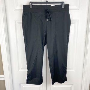 Ave Leisure Drawstring Capri Pants 14/16